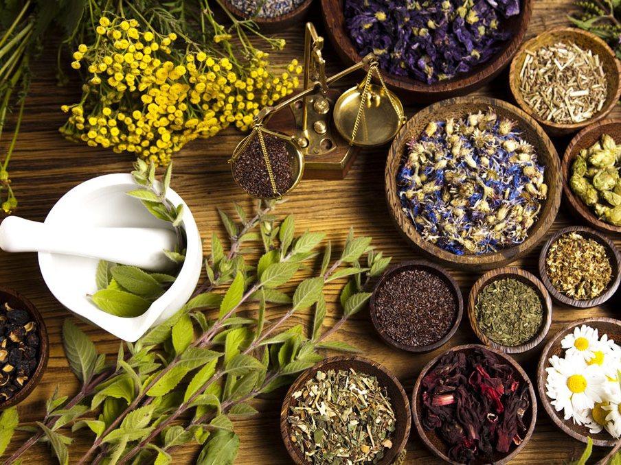 ajurvedske bylinne produkty 1