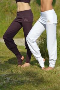 Yoga Hose Asana Weiss
