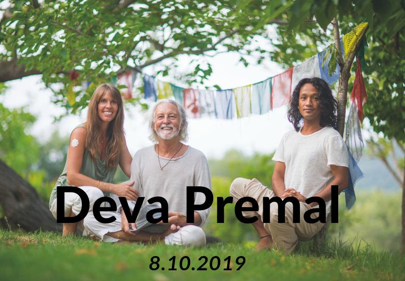 Deva Premal Bratislava
