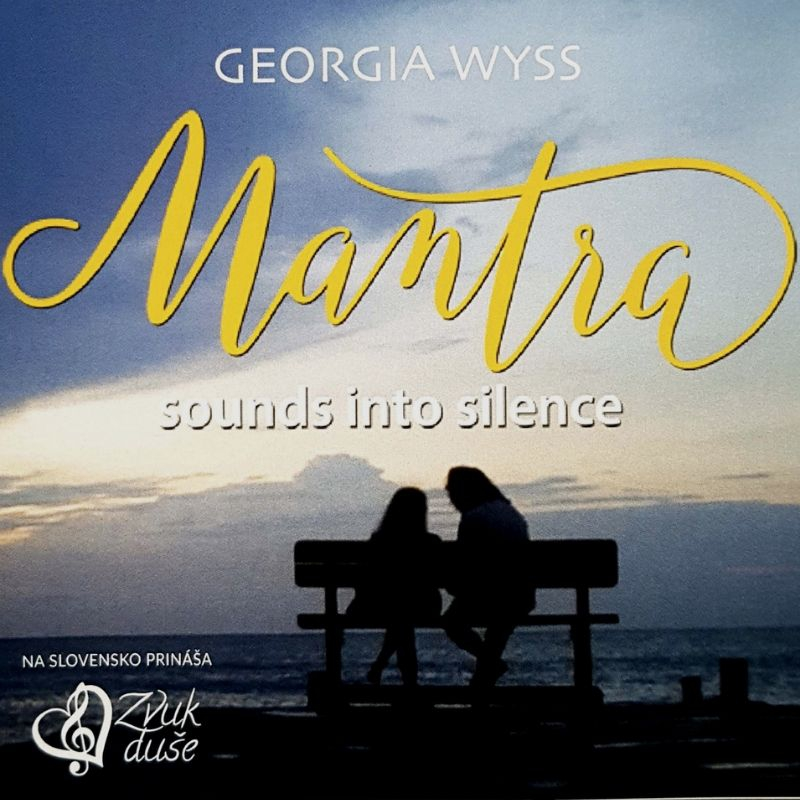 mantra-sounds into silence