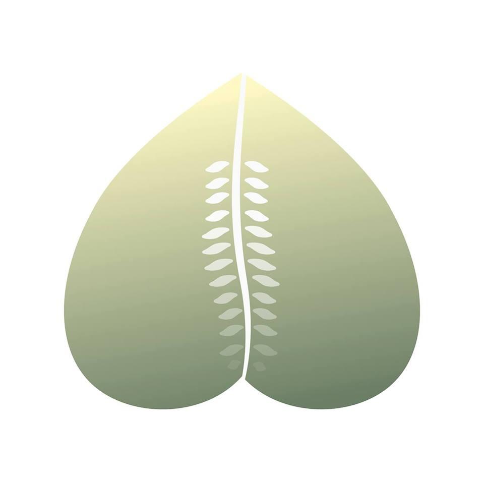 Logo intutive masagge