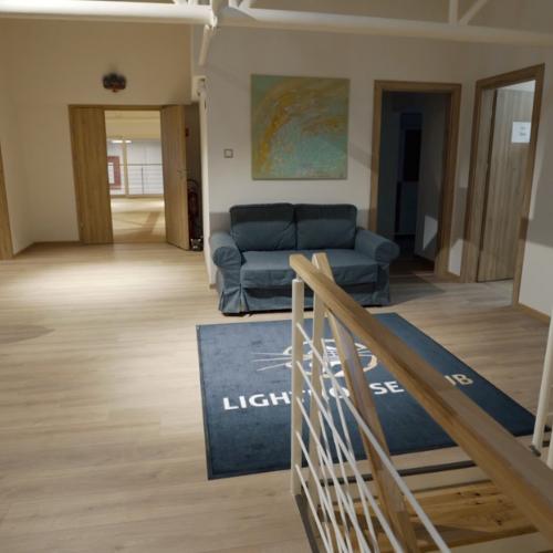 Otvorenie Lighthouse Club