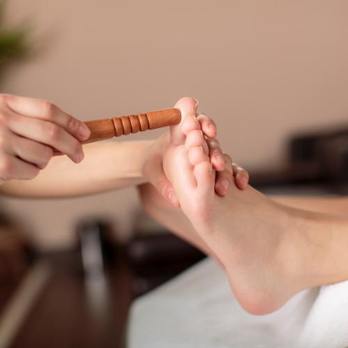 reflaxná masáž