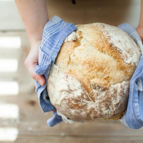 Kváskový chlebík 2